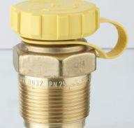 Клапан заправочный SRG для резервуаров СУГ