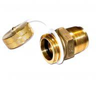 Клапан заправочный для резервуаров СУГ