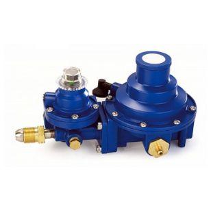 Регулятор давления SRG 37 мбар 10 кг/час (24 кг/час) с ПСК и ПЗК
