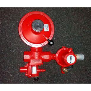 Регулятор давления тип 052 12 кг/час 37 мбар PS16барPOLxLG G1/2 ПСК СНГ